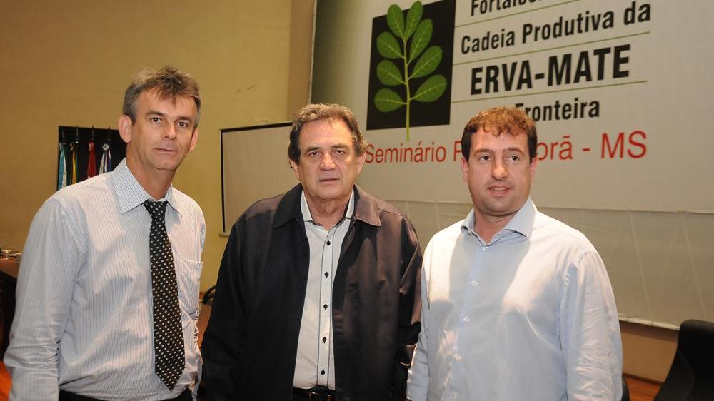 Fiems garante apoio na industrialização da erva-mate cultivada no Estado