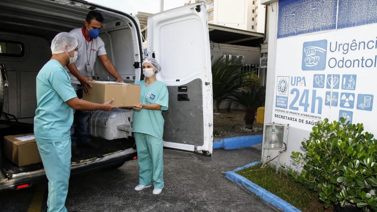 Entidade jurídica arrecada fundos para aquisição de insumos de saúde