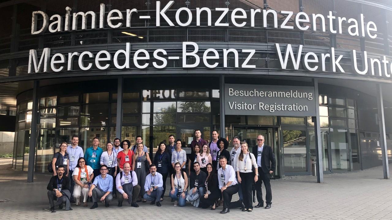 Vencedores do Prêmio Nacional de Inovação visitam Suíça e Alemanha em imersão da CNI e Sebrae