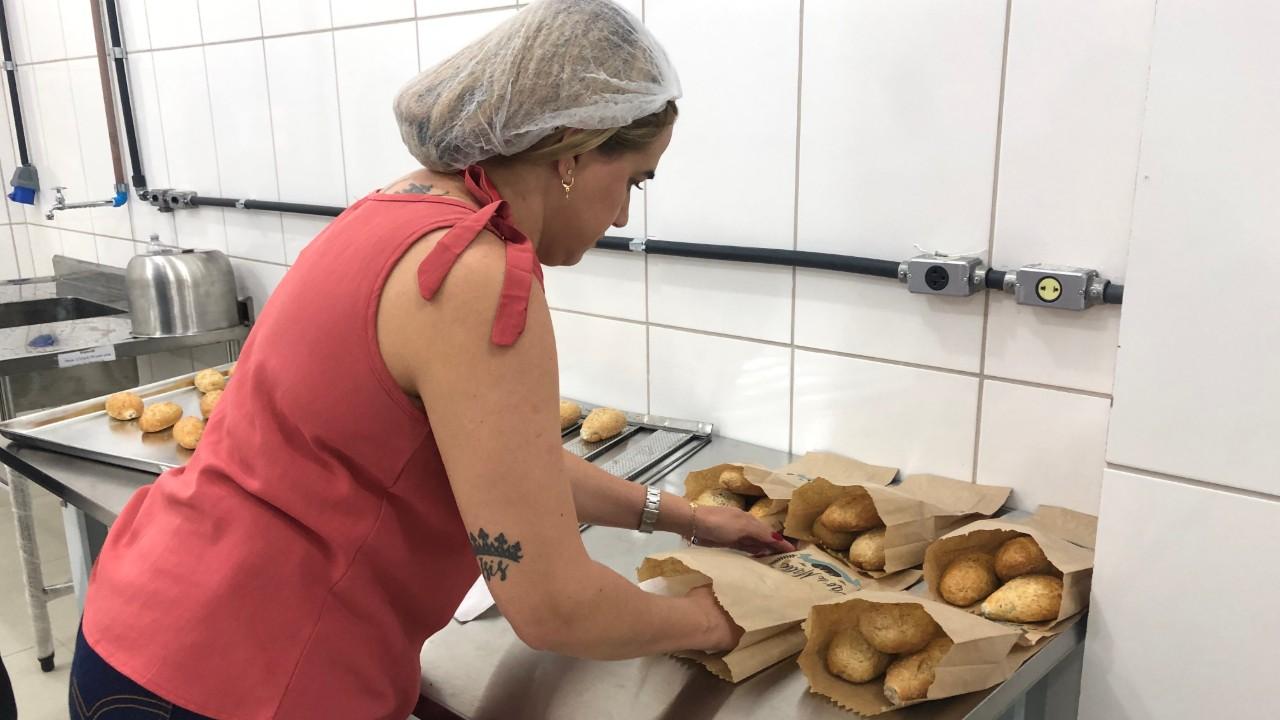 Já experimentou pão de malte?