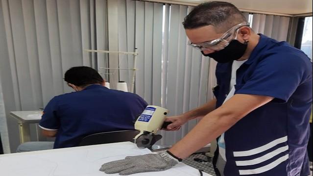 Parceria FIRJAN-Michelin para produção de máscaras já disponibilizou mais de mil itens