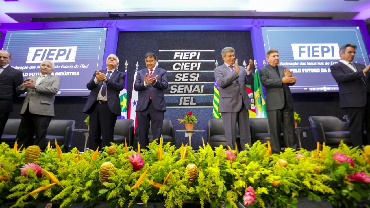 Presidente da FIEPI é reconduzido ao cargo