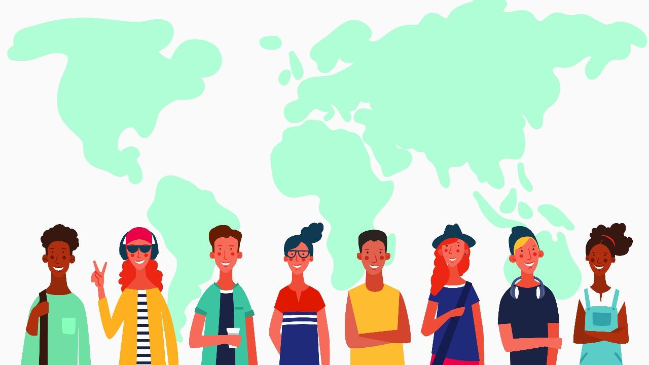 Aprendizado sem fronteiras: SENAI qualifica alunos estrangeiros