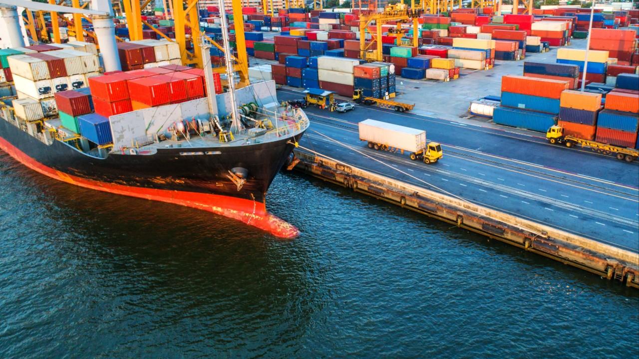 Participação do mercado externo nas vendas da indústria manteve-se estável