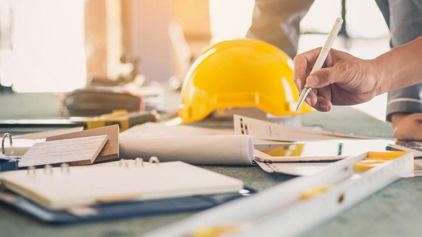 Aumenta a confiança na indústria da construção, diz pesquisa da CNI