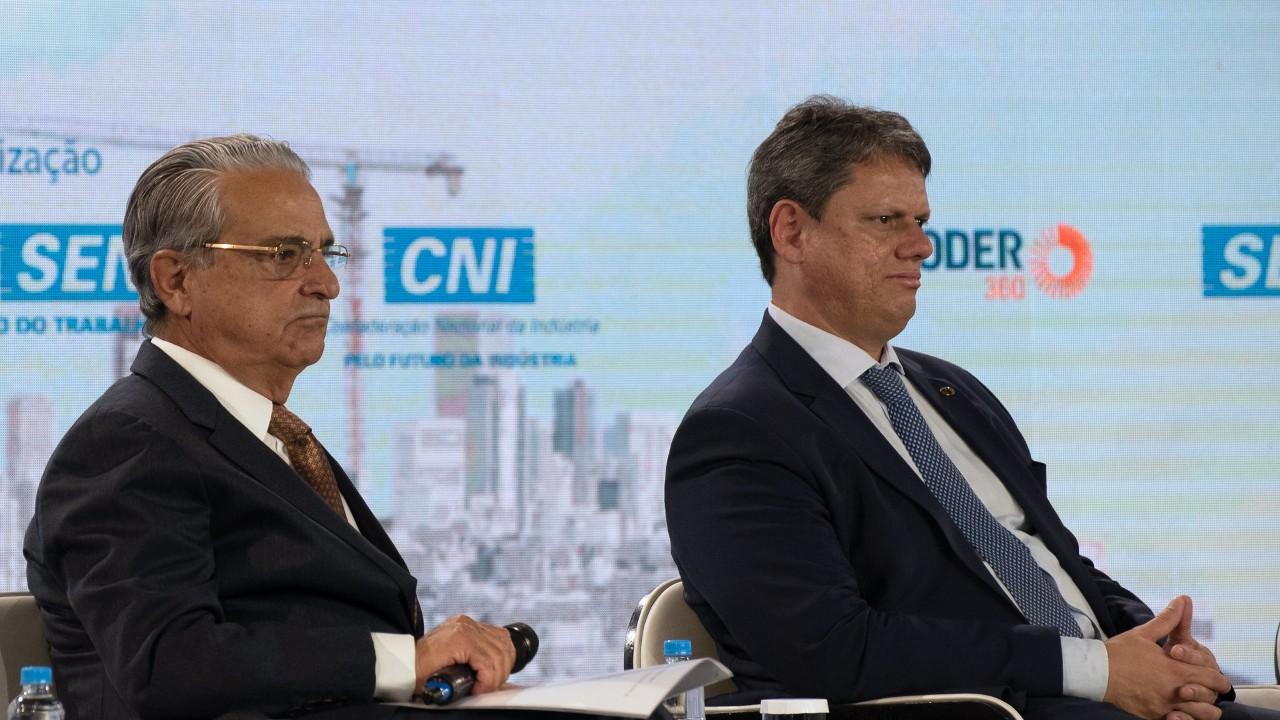 Presidente da CNI defende concessões e menos burocracia para o país crescer