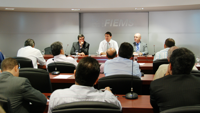 Fiems e Famasul iniciam estudos sobre logística na Região Centro-Oeste