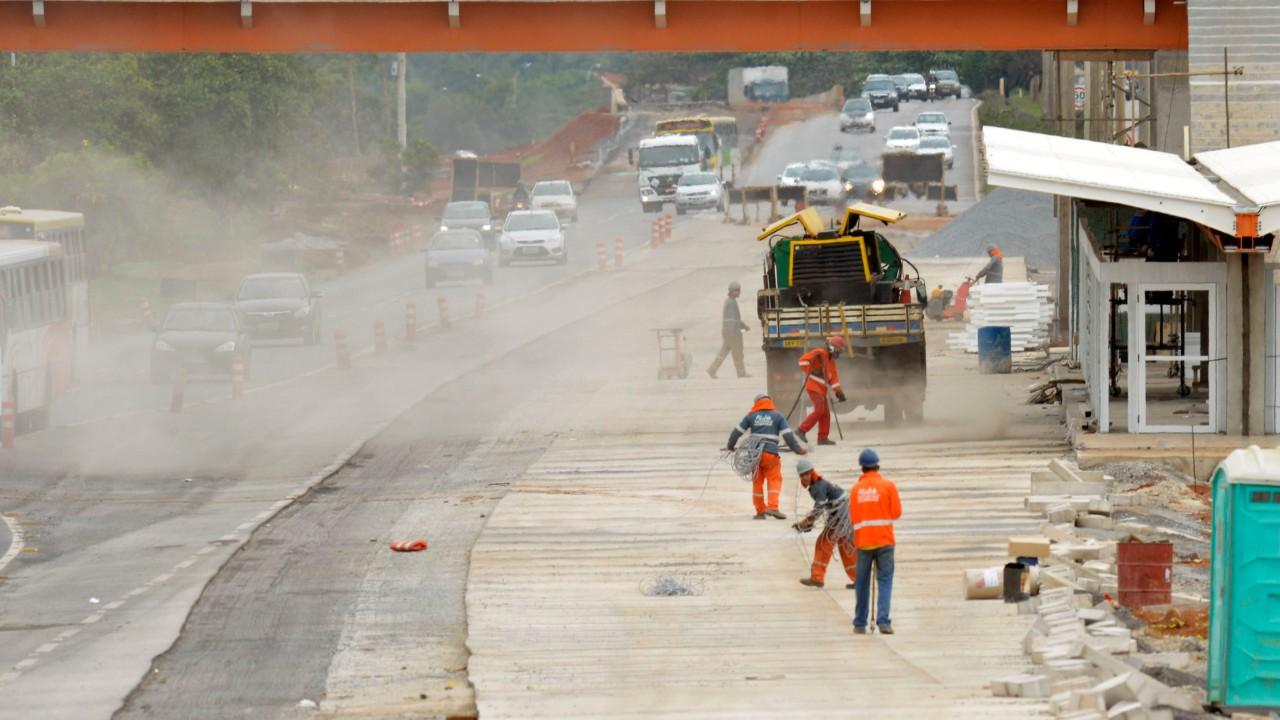 Infraestrutura é chave para o crescimento e depende de maior participação do setor privado
