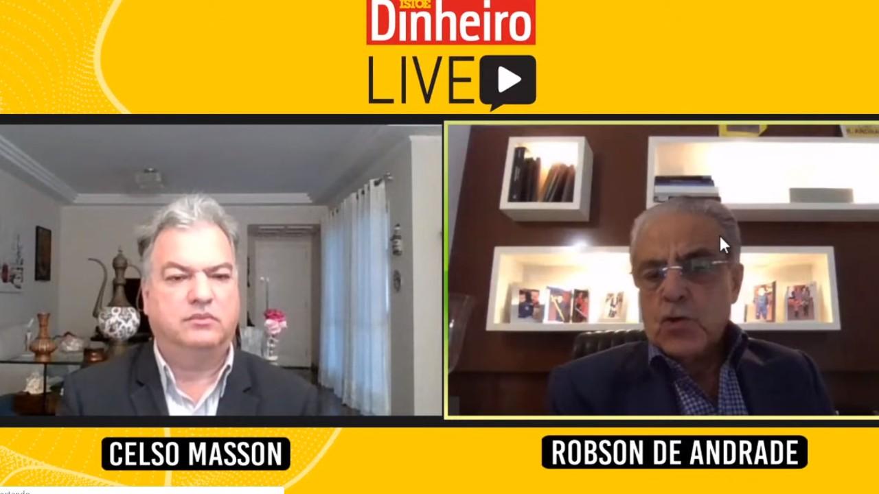 Prioridade da indústria é manter empregos e projetar futuro mais forte, diz Robson Andrade