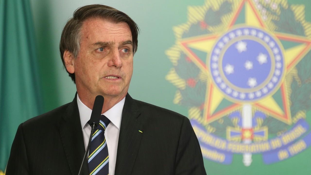 Governo Jair Bolsonaro é ótimo ou bom para 35% da população, aponta CNI-Ibope