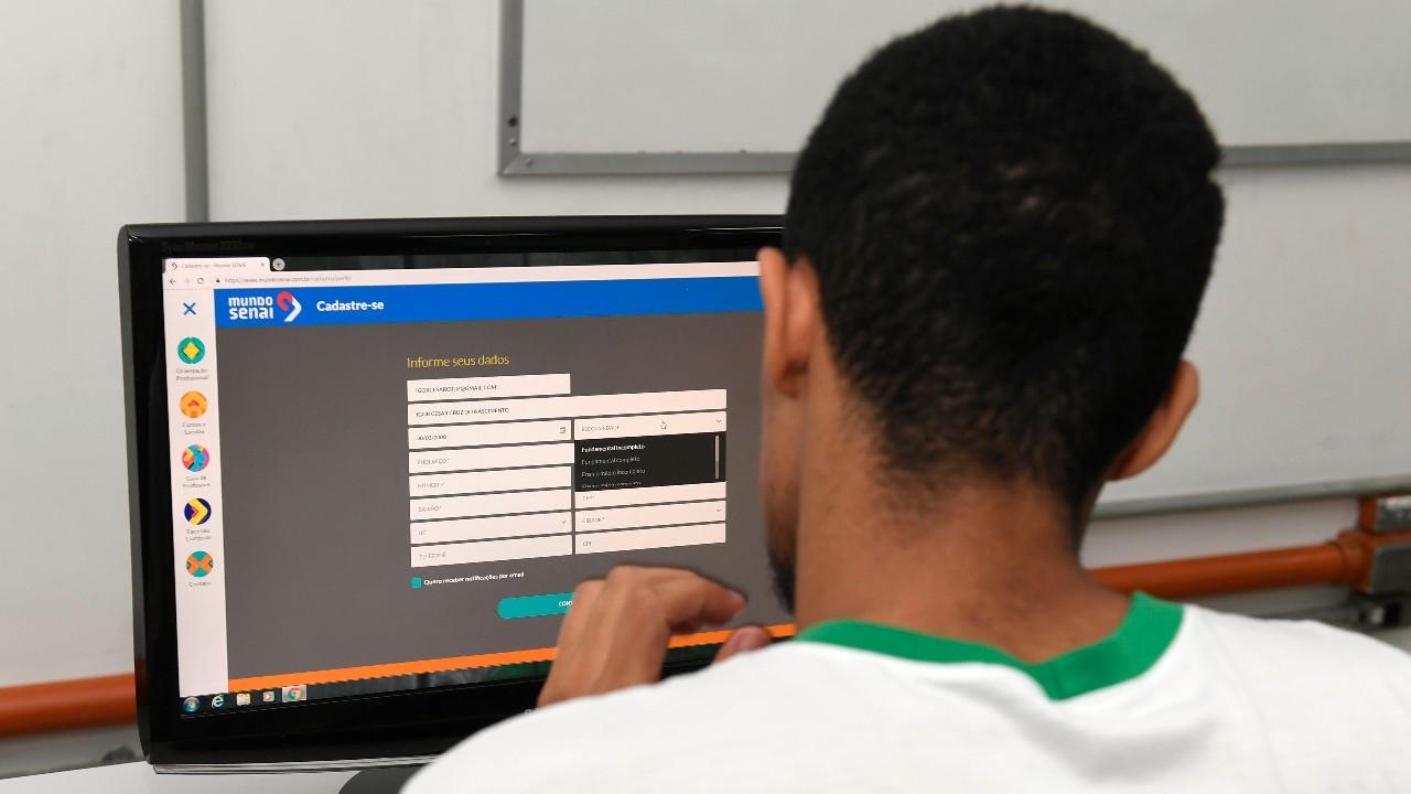 SENAI se junta ao projeto 1MiO da Unicef com cursos gratuitos