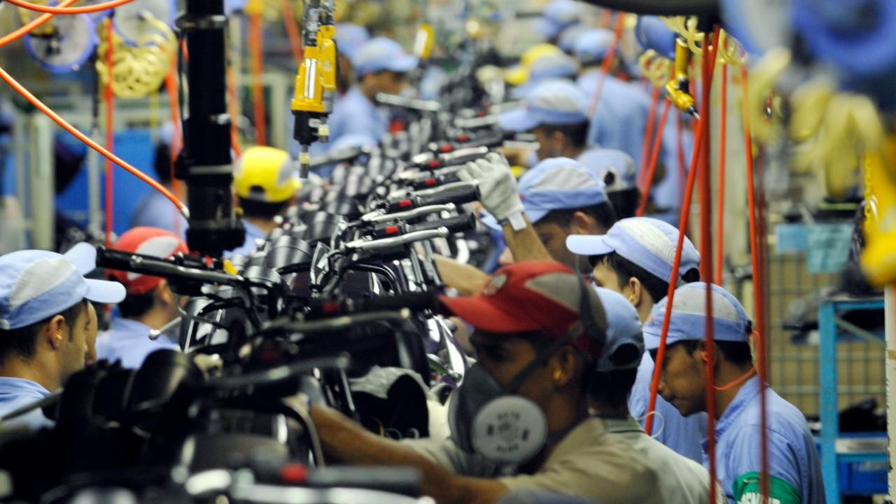 Cinco em cada dez indústrias enfrentam a falta de trabalhador qualificado