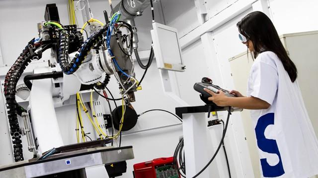 SENAI inaugura o mais moderno laboratório de soldagem da América Latina