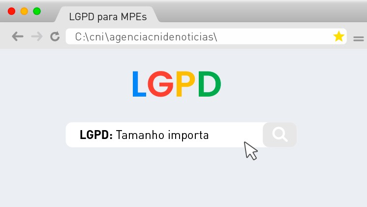 INFOGRÁFICO: LGPD para MPEs