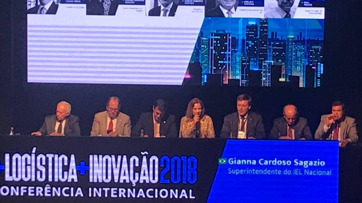 Conferência internacional debate como tecnologia pode revolucionar a logística no Brasil