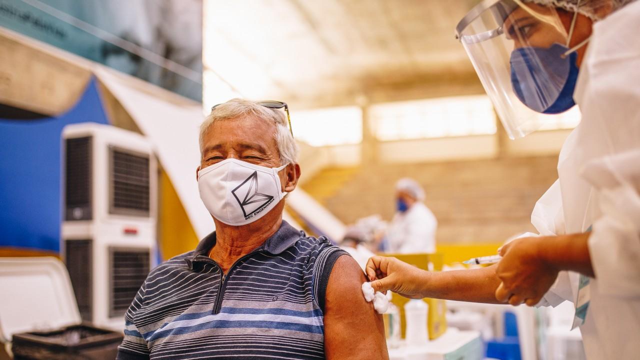 SESI já apoiou vacinação de mais de 1,7 milhão brasileiros contra a Covid