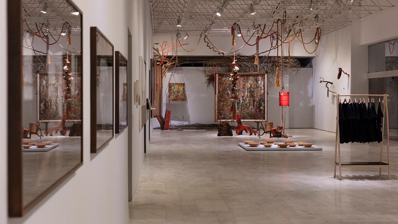 Belo Horizonte recebe exposição inédita e gratuita de arte contemporânea brasileira