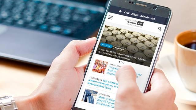 Veja as reportagens mais lidas na Agência CNI de Notícias