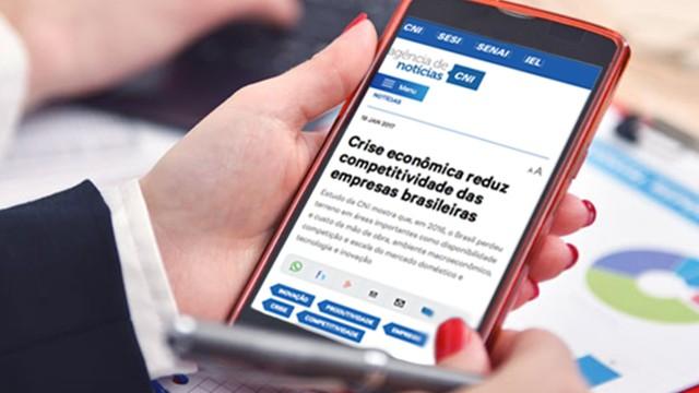 Confira as mais lidas da Agência CNI de Notícias entre 11 e 17 de janeiro