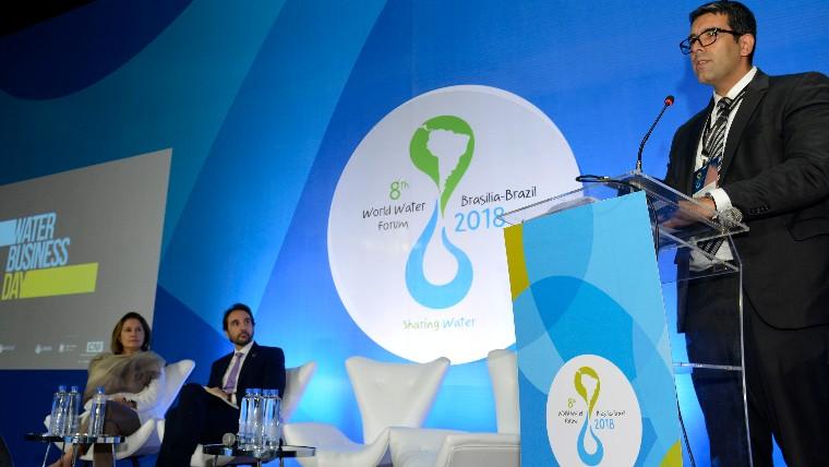 Indústria defende maior estímulo ao reúso de água, universalização do saneamento e agenda de negócios para segurança hídrica