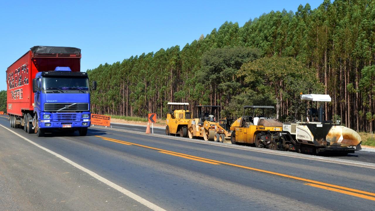 Demanda por infraestrutura aumenta no primeiro semestre em relação a 2020