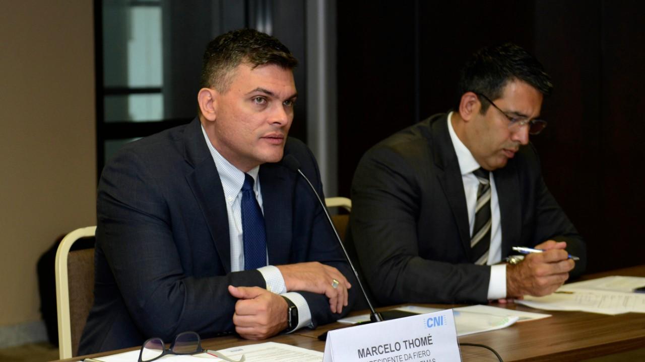 Conselho de Meio Ambiente e Sustentabilidade da CNI tem novo presidente