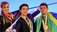 Brasileiro é reconhecido como o melhor competidor entre os 1.200 participantes do mundial de profissões