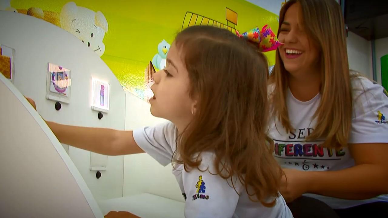 Projeto de estudantes do SENAI de Minas Gerais é destaque na TV Globo