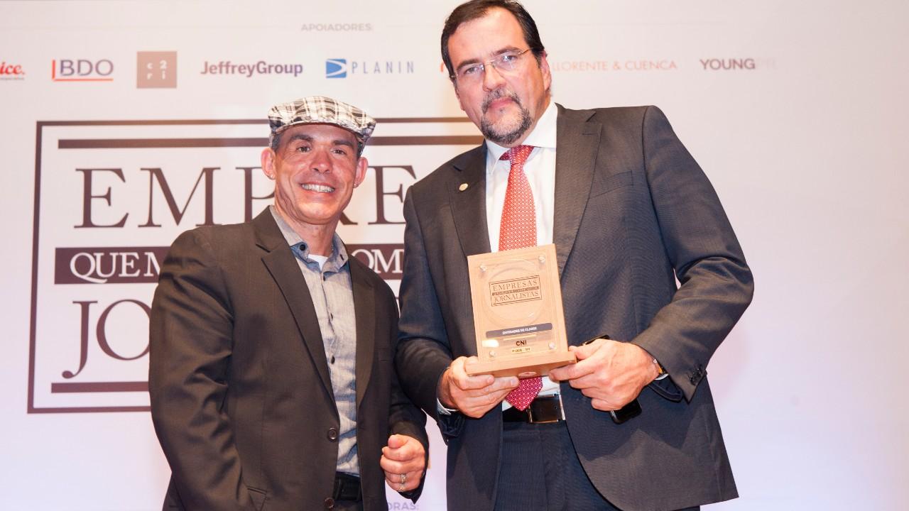 Assessoria de Imprensa da CNI é premiada como uma das melhores do país