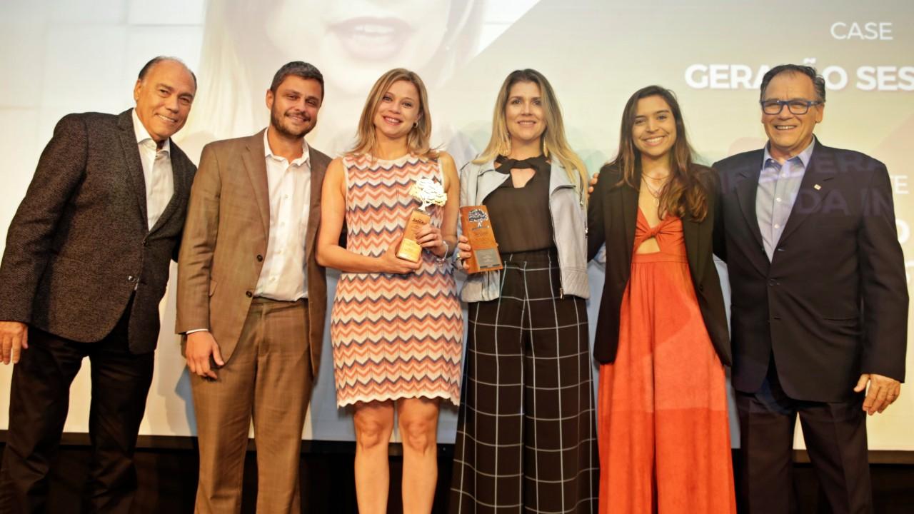 Aplicativo Geração SESI SENAI ganha prêmio nacional em comunicação interna