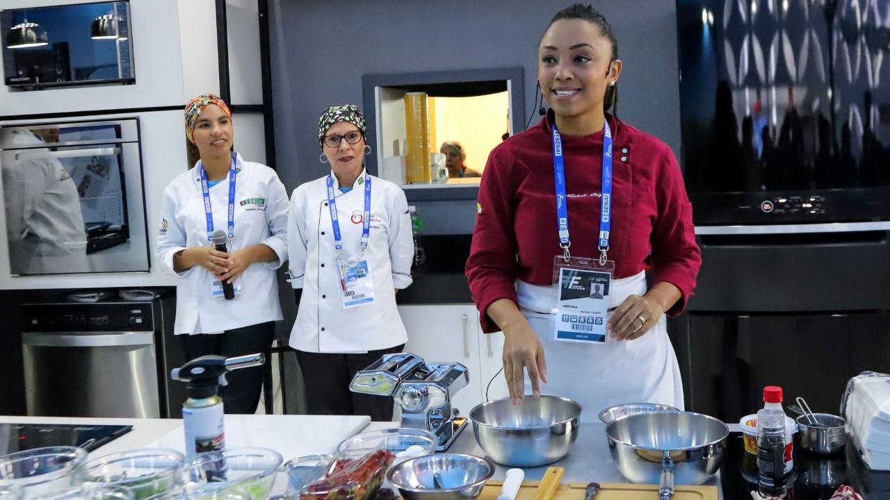 Formação profissional é indispensável para quem quer ser chef de cozinha