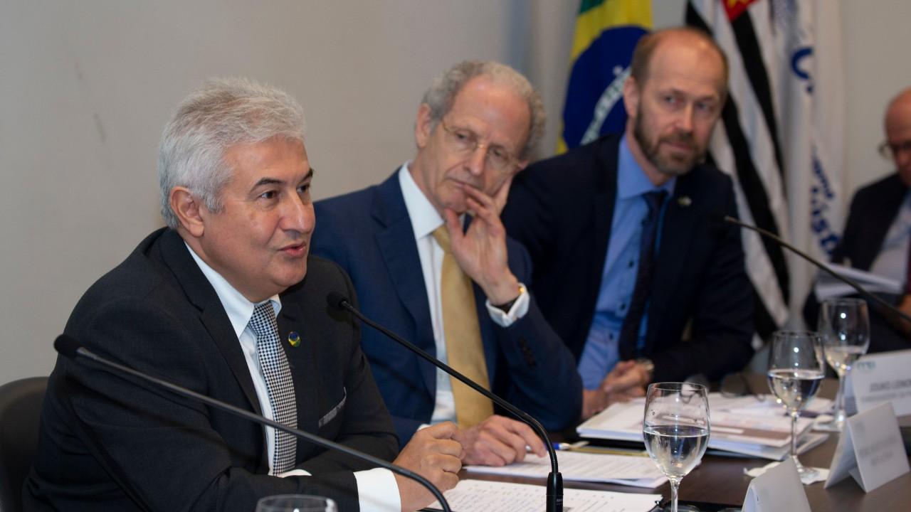 Ministro Marcos Pontes quer colaboração da  indústria em decisões do MCTIC sobre inovação