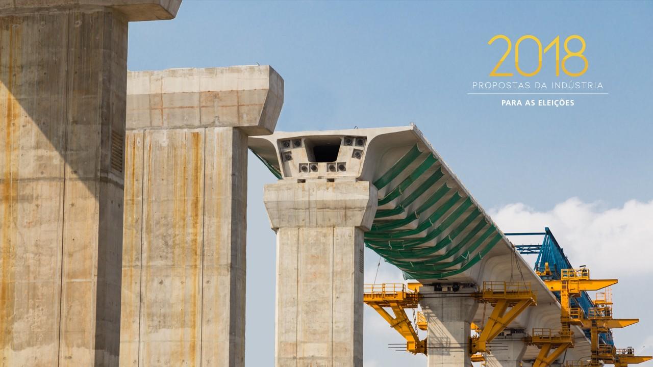 Modernização da infraestrutura no Brasil exige investimentos equivalentes a 4,15% do PIB ao ano