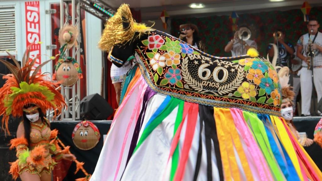 SESI leva festa junina para população do Maranhão em tempos de pandemia