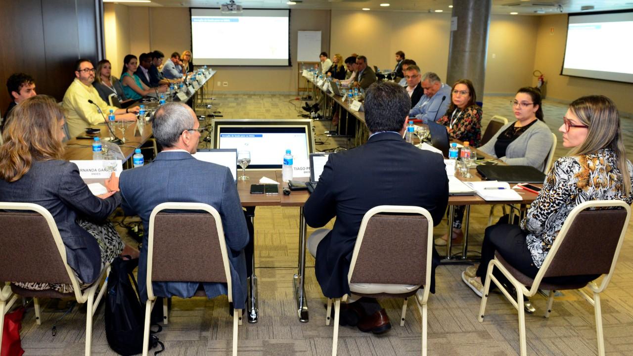Gestores do Núcleo de Acesso do Crédito se reúnem em Brasília