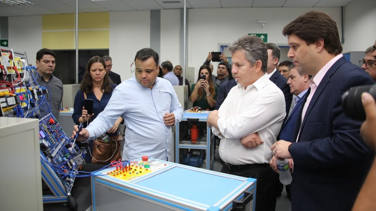 SENAI investe R$ 9 milhões em nova unidade no Mato Grosso