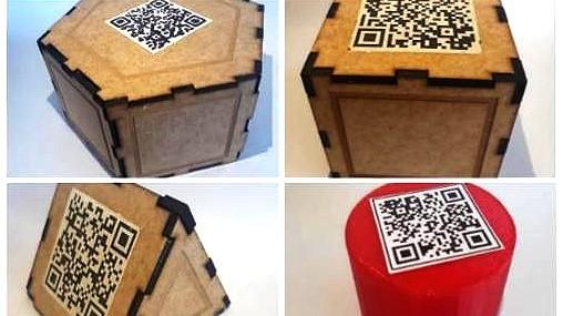 Kit de peças geométricas facilita ensino de matemática para cegos