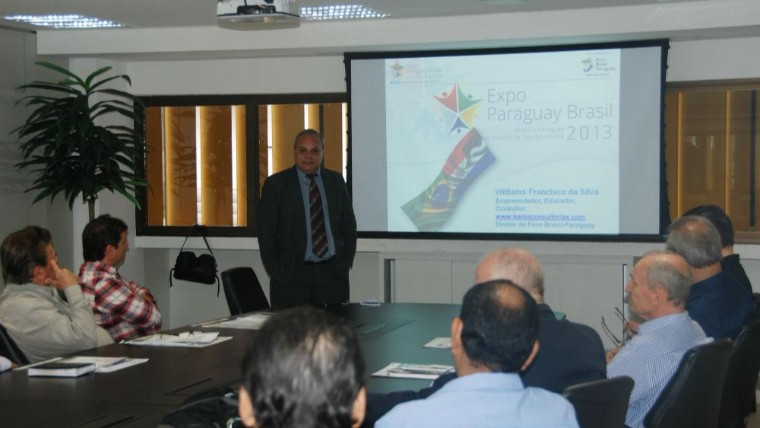 Fiems reúne empresários do Estado para apresentar Expo Brasil Paraguai