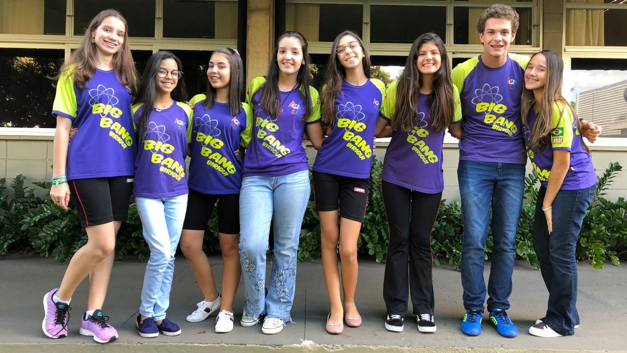 Alunos de Birigui, São Paulo, disputam etapa nacional do Torneio SESI de Robótica