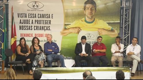 SESI lança campanha contra exploração sexual nas cidades-sede da Copa
