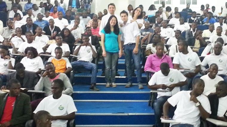Senai de MS faz transferência de tecnologia na qualificação de 770 trabalhadores em Angola