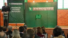 Müller inaugura novas instalações do Centro Esportivo e anuncia Olimpíada em Santa Cruz