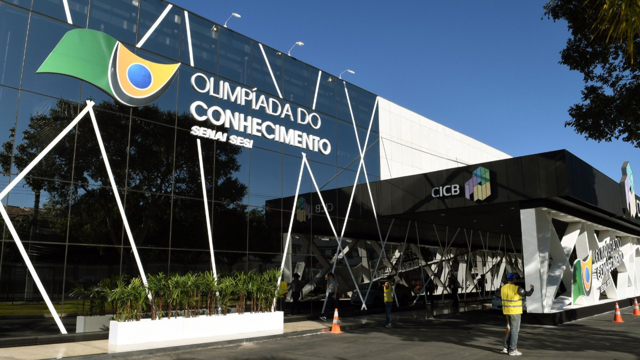 VÍDEO: Veja tudo o que aconteceu no primeiro dia de Olimpíada do Conhecimento 2018