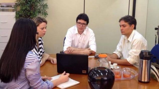 IEL firma parceria com pesquisadores da UESPI
