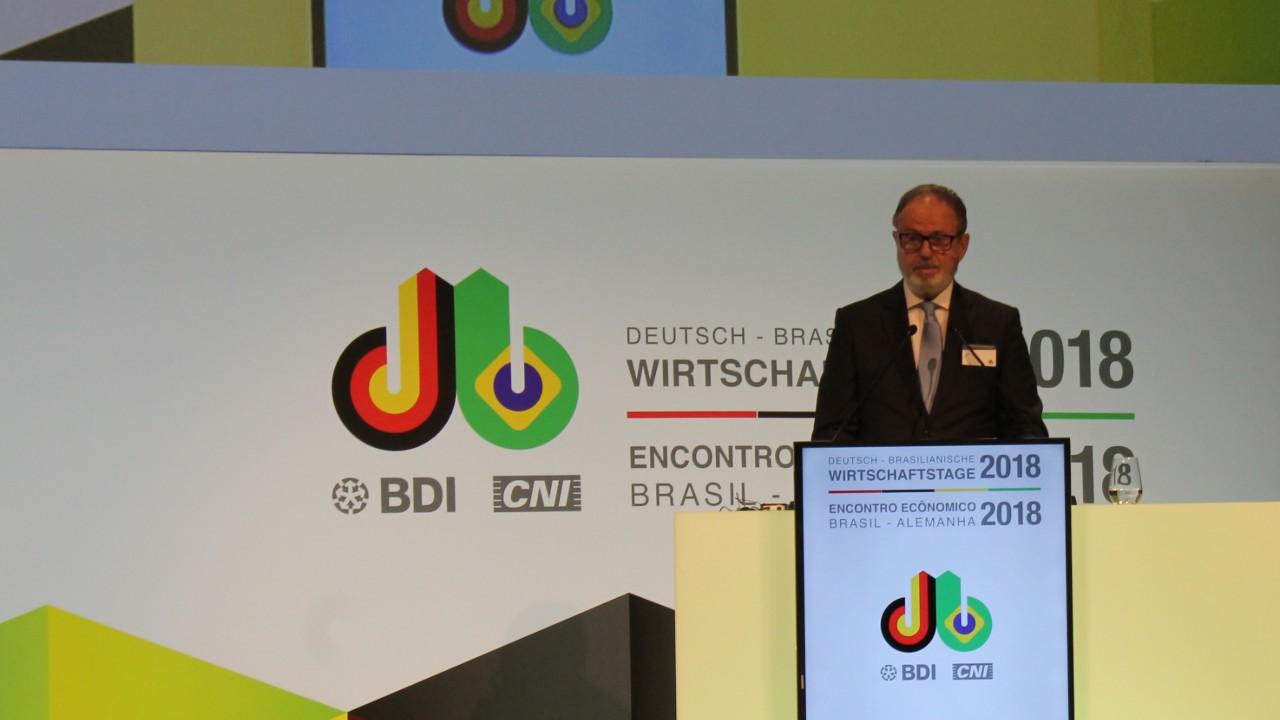 Empresários brasileiros e alemães querem aumentar parceira na Indústria 4.0