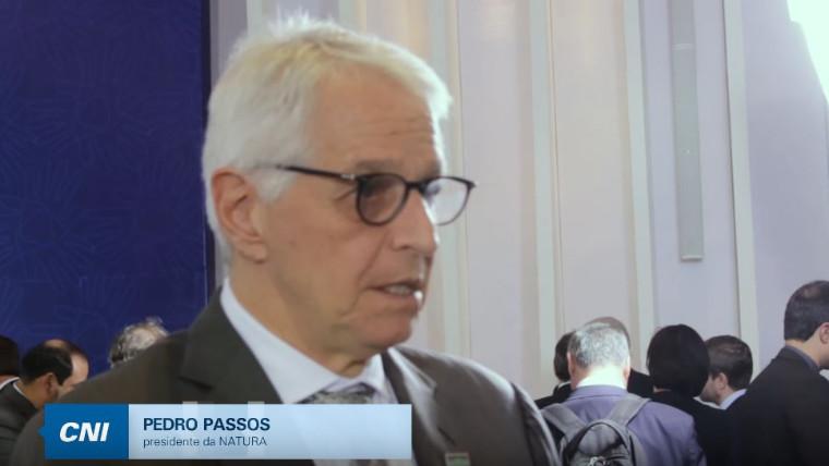 VÍDEO: Lei precisa se adaptar à nova indústria, afirma presidente do Conselho de Administração da Natura