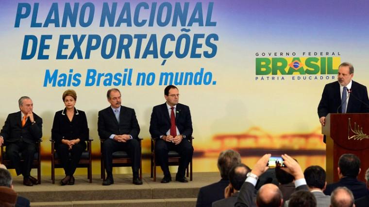 Plano Nacional de Exportações confere papel estratégico e prioritário para a política comercial brasileira, diz CNI
