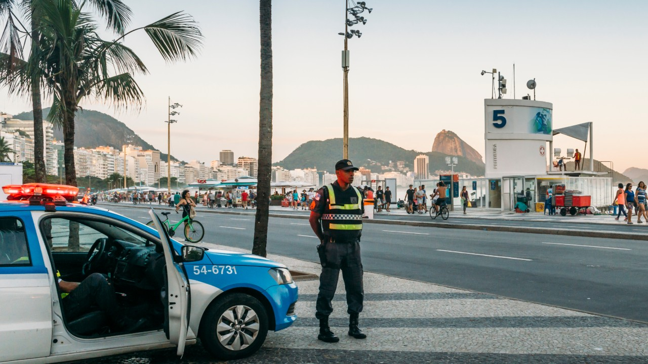 SENAI CETIQT vai desenvolver nova farda para a Polícia Militar do Rio de Janeiro