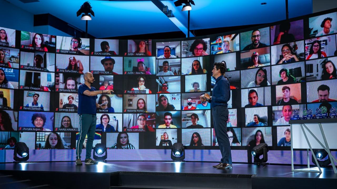 Conheça as equipes vencedoras do Desafio Relâmpago – Volta às Aulas