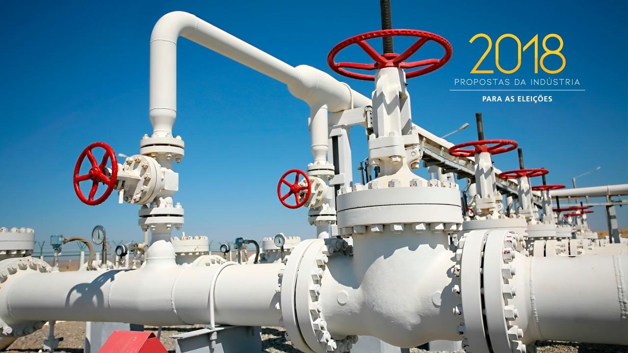 Preço do gás natural do Brasil é três vezes maior do que o dos Estados Unidos